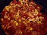 Chelle's Ground Turkey Chili Crock Pot
