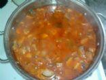 Amandas veggie stew