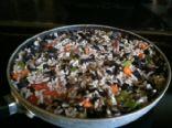 Becky's Black Beans & Rice