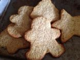 Christmas Cookies - GF/SF/Paleo