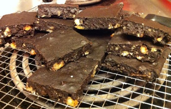 Ultimate Double Nut Brownies