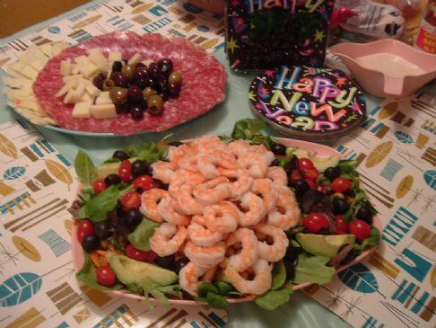 Shrimp Louis Dressing (South Beach; Gluten free)
