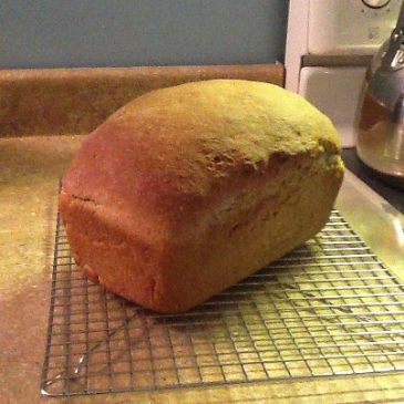 Whole Grain Spelt Bread