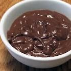 Halle's Sugarfree Warm Chocolate Pudding