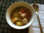 My Favorite Chicken Vegetable Soup
