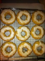 Butter Rum Donuts