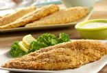 Oven Fried Cajun Catfish