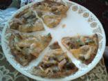 Fantastic low carb pizza