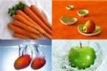 Carrot + Apple + Pear + Mango