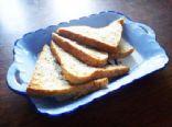 Low Fat Sweet Toast