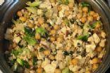Vegetable Tofu Stir Fry
