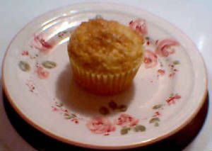 Orange Cinnamon Muffins