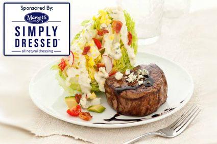 Simply Dressed� Bachelor Salad