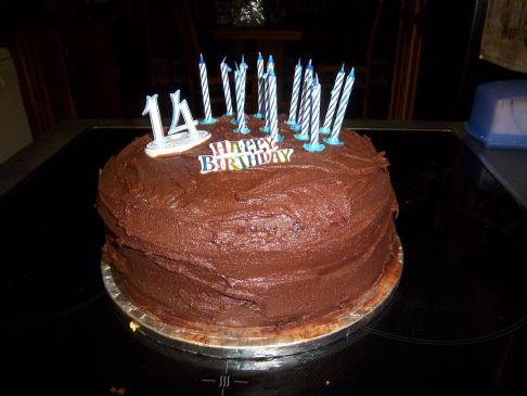 Mams' Light Vanilla Sponge Cake