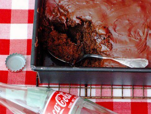 Nana's Coca Cola Cake