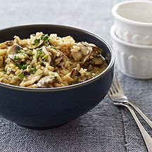 Mushroom Risotto - Weight Watchers