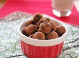 Espresso Protein Truffles