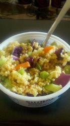 Couscous Confetti Salad