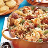 Easy Slow Cooker Jambalaya