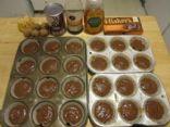 Grandma Wilson's Black Bean Brownies