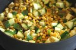 Corn and Zucchini Salad