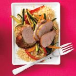 Roasted Pesto Pork