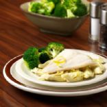 White Wine-Braised Haddock or Swai Fish or Other Fish