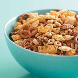 Low Fat Snack Mix 103