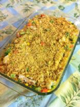 Gluten-Free Chicken and Veggie Casserole