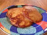 SCD Sweet Potato Pancakes