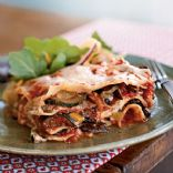Vegetable Lasagna, crockpot style