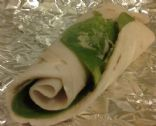 Turkey & Spinach Roll Up