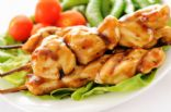 Chicken Satay with Vegetables