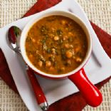 bean vegetable antelope soup