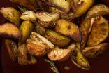 Roasted Rosemary Seasoned Potatoes