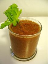 Incredible Smoothies Hot and Spicy Vegetable Smoothie