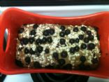 Katelyn's Healthy Blueberry Bread
