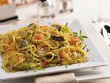Easy Seafood Linguine
