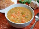 White Bean Soup in the Slow Cooker