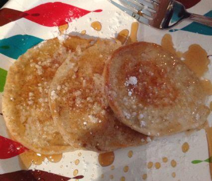 Perfect Gluten Free Protein Pancakes