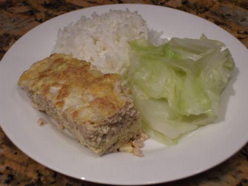 Vietnamese Quiche