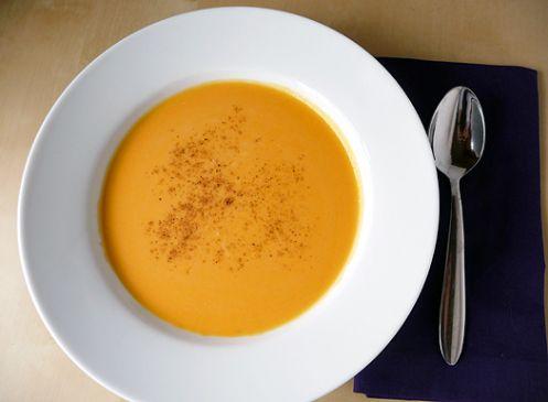 Ginger Butternut Squash Soup