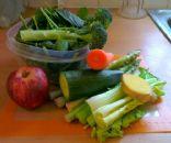 Eunice's Super Veggie Zinger Juice #2