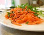 Mediterranean Carrot Salad