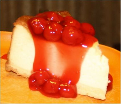 'Real' German Cheesecake