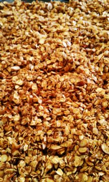 Granola Cereal (100 days of real food)