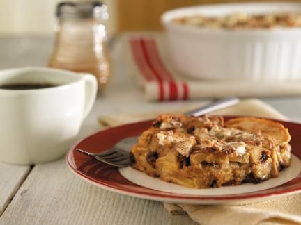 French Toast Strata