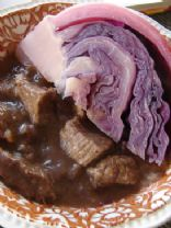 Bavarian Beef