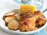 Bisquick Oven Fried Chicken