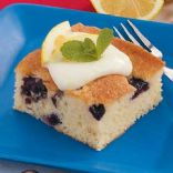 Lemon Cherry Loaf